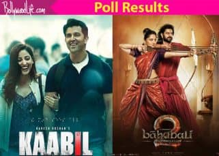 SHOCKING! Prabhas' Baahubali 2 fails to beat Hrithik Roshan's Kaabil in being everyone's favourite movie of 2017