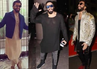 Happy Birthday, Ranveer Singh! Here's how much we love your quirky yet sexy sense of style!