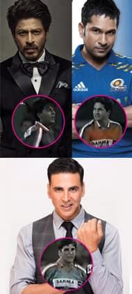 When Shah Rukh Khan and Akshay Kumar fought and lost to Sachin Tendulkar - watch video