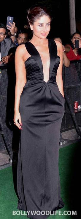 Kareena Kapoor Khan in Girogio Armani gown at IIFA 2014