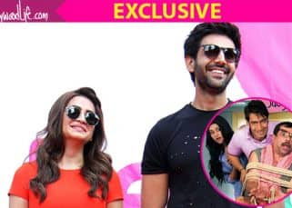 Is Guest Iin London a sequel to Ajay Devgn's Atithi Tum Kab Jaoge? Kartik Aaryan and Kriti Kharbanda answer in our exclusive video interview
