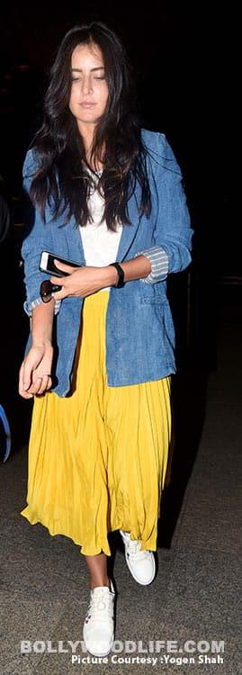 Katrina Kaif And Her Torrid Love Affair With Yellow Speaks