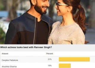 Fans cannot get enough of Deepika Padukone and Ranveer Singh's HOT chemistry!