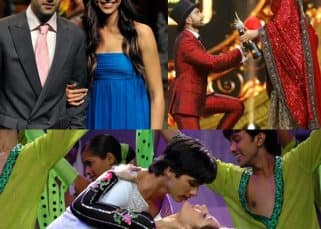 Ranveer Singh blowing kisses to Deepika Padukone, Shahid Kapoor - Kareena Kapoor's cheesy on stage romance - 5 Romantic moments from IIFA that will make you BLUSH!