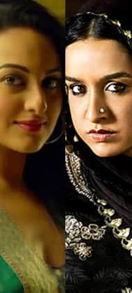 Is Shraddha Kapoor the apt choice for Haseena Parkar or could Sonakshi Sinha have done a better job?