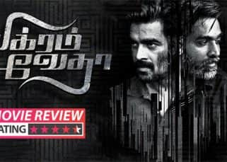 Vikram Vedha movie review: R Madhavan - Vijay Sethupathi blow you away with their class acting and chemistry in this gripping thriller