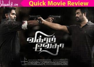Vikram Vedha quick movie review: R Madhavan and Vijay Sethupathi's power packed combo hits bull's-eye in this edgy thriller