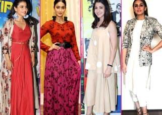 Worst dressed this week: Anushka Sharma, Kriti Sanon, Kajol, Ileana D'Cruz and Huma Qureshi err with their styles