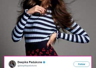 Deepika Padukone was invited to Oscar Academy's Class of 2017 and we finally have her reaction - check tweet