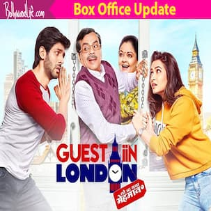Guest Iin London box office collection day 2: Kartik Aaryan and Paresh Rawal's comedy shows slight improvement, earns Rs 4.85 crore