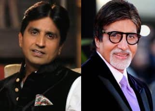 Amitabh Bachchan sends legal notice to Dr Kumar Vishwas for using his father's poem; gets Rs 32 as compensation