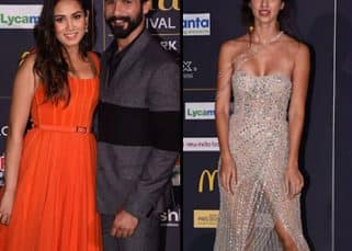 IIFA Awards 2017 green carpet: Shahid Kapoor, Mira Rajput, Disha Patani make heads turn with their impeccable style