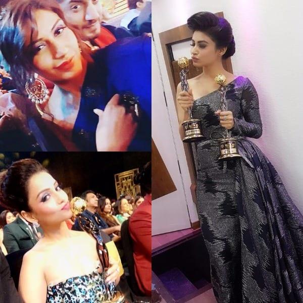 Zee Gold awards winners list: Divyanka Tripathi, Mouni Roy