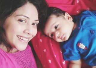 So cute! Iss Pyaar Ko Kya Naam Doon actress Deepali Pansare shares snaps of her baby boy, Ruaan