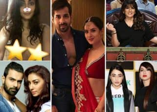 Kunal Verma-Puja Banerjee's engagement, Mandana Karimi's topless selfie, Gauahar Khan and Bani J's fall out - A look at what made news on TV