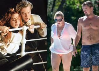 Internet is crushing over Kate Winslet and Leonardo DiCaprio's poolside reunion post Titanic - view pics