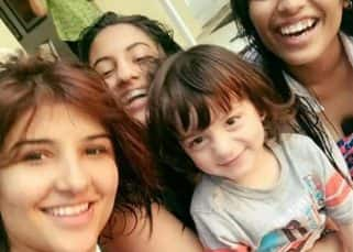 AbRam Khan's smile is all that you need to see to do away with those pesky Monday blues - View pic