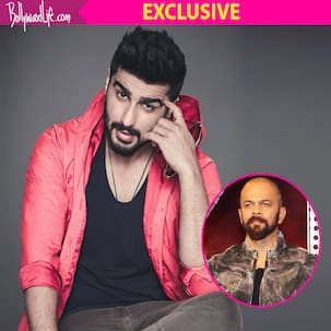 Arjun Kapoor on Rohit Shetty's statement about shelving Ram-Lakhan remake due to young stars' insecurity: I wasn't offered the film but I respect his point of view
