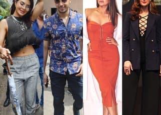 Best Dressed this week:  Ileana D'Cruz, Sonakshi Sinha, Sidharth Malhotra, Ayushmann Khurrana, Jacqueline Fernandez slay with some sassy styles – View Pics