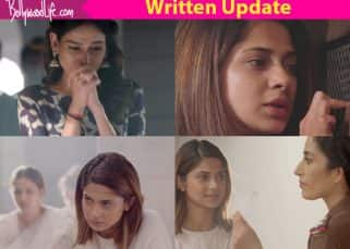 Beyhadh 25th August 2017 Written Update Of Full Episode: Maya tries to win a chance to make a phone call by pleasing the Inspector