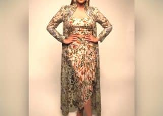 It's just another smashing day for Sonakshi Sinha in this Anamika Khanna ensemble – View Pics