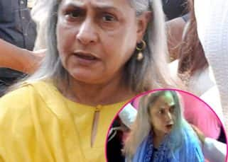 'Don't do this', angry Jaya Bachchan blasts fans for clicking selfies during Ganpati celebrations - watch video