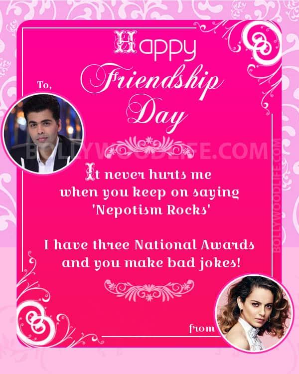 Karan-Johar-Friendship-Day-Greeting