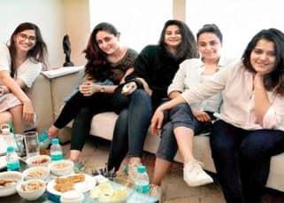 Kareena Kapoor Khan, Sonam Kapoor, Swara Bhaskar and Shikha Talsania officially begin work on Veere Di Wedding - view pic