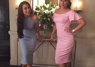 Yay! Sisters Kareena Kapoor Khan and Karisma Kapoor are collaborating for a project and we can't keep cool - view pic