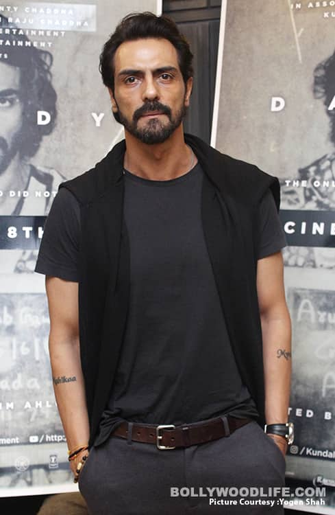 Move over boys! Arjun Rampal, the style DADDY is here with ...