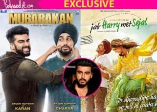 Arjun Kapoor reacts to Mubarakan beating Shah Rukh Khan's Jab Harry Met Sejal at the box office - EXCLUSIVE