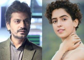 Aamir Khan's Dangal girl Sanya Malhotra all set to play Nawazuddin's hot muse in her next