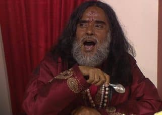 Om Swami strikes...OOPS...Om Swami struck again! This time by mob over his statements on triple talaq