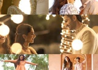 Bhoomi song Lag Ja Gale: Rahat Fateh Ali Khan's magical voice provides the best backdrop for Aditi Rao Hydari's love story
