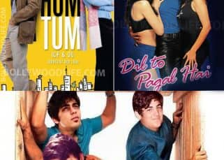 We had Aryan Khan, Sara Ali Khan, Jhanvi Kapoor replace their parents in the below posters, and they totally look like the reboots we want