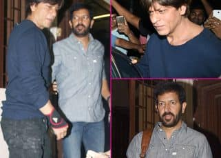 Exclusive! We know why Shah Rukh Khan met Kabir Khan last night and it's NOT for a film