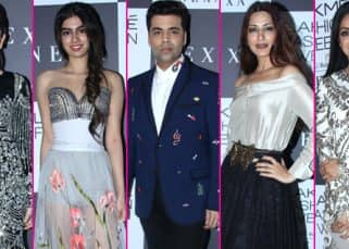 Not Jacqueline Fernandez and Aditya Roy Kapur but these 10 celebs added all the glamour to Manish Malhotra's closing show for the Lakme Fashion Week 2017