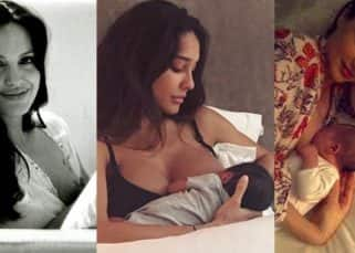 Before Lisa Haydon, here are 5 Hollywood celebrities who promoted breastfeeding by sharing a pic on social media