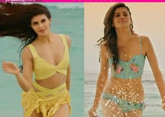 Jacqueline Fernandez or Taapsee Pannu - whose appearance in Judwaa 2 trailer makes you sweat more than an intense workout?
