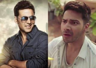 Akshay Kumar asks Varun Dhawan to