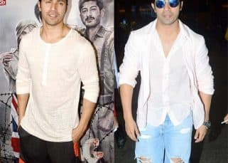 Varun Dhawan isona chill mode and his recent looks do convey a lot about his mood!