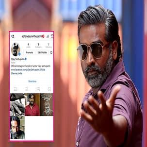 Vikram Vedha actor Vijay Sethupathi now on instagram
