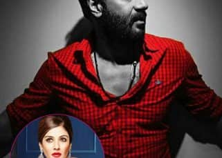 Ajay Devgn reacts to Raveena Tandon's statement about older actors working with younger actresses - watch video