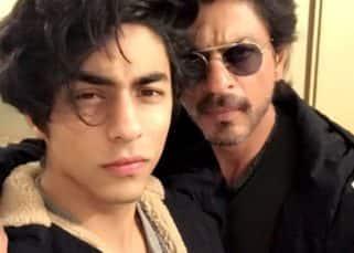 What made Shah Rukh Khan's son Aryan say,