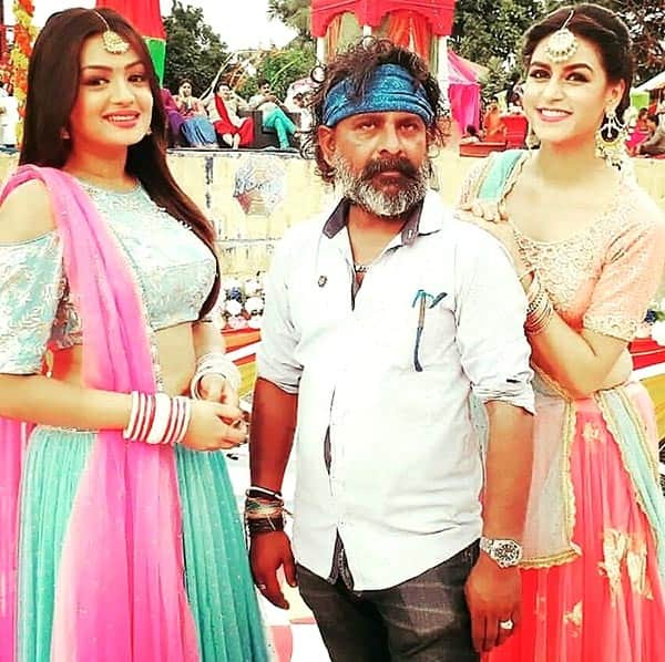 Mehek-Shaurya to play Cupid in Prem-Tejaswini love story during the