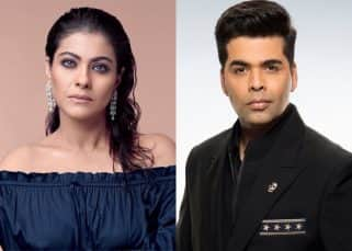 Revealed! The real reason behind Karan Johar and Kajol's patch up