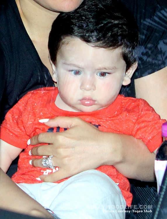 Kareena Kapoor Khan Ushers Baby Taimur To Babita S