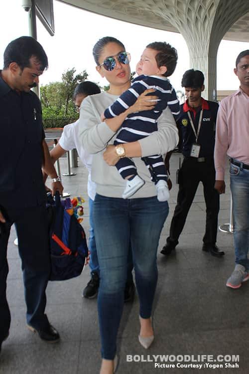 kareena with son taimur (1)