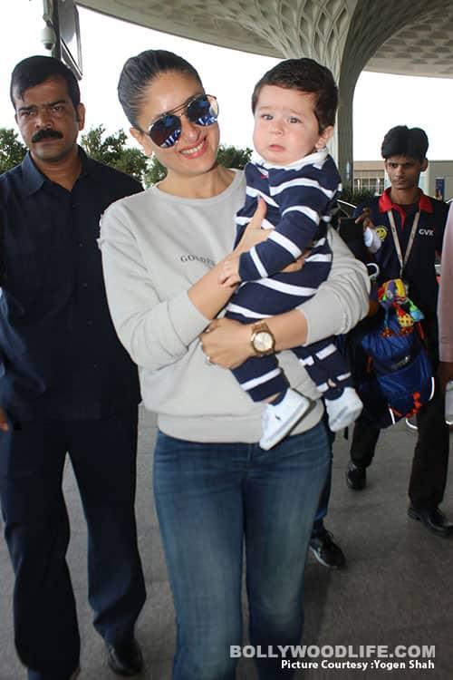 kareena with son taimur (5)