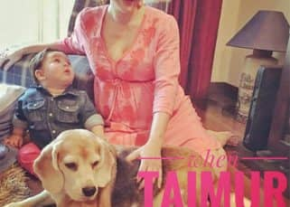 While we are crushing on Taimur Ali Khan, he cannot take his eyes off his lovely aunt, Soha - view pic